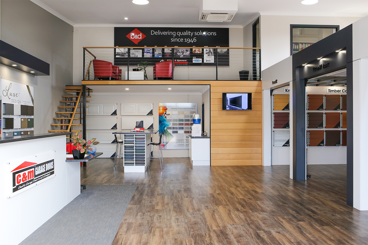 C&M Showroom Ballina