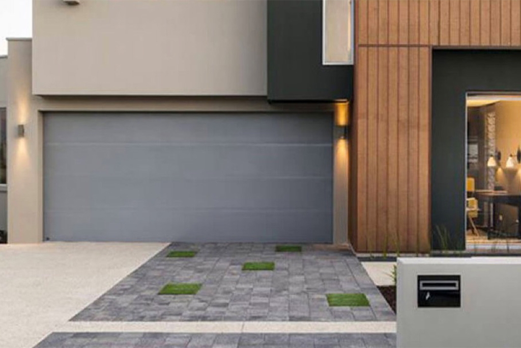Modern Sectional Garage Door
