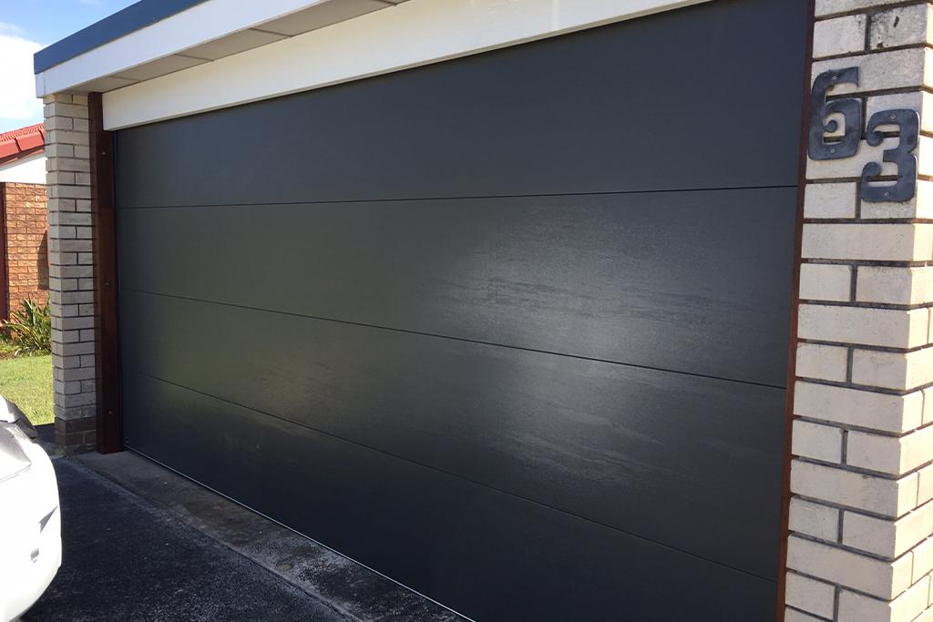 Nullarbor Woodland Grey Door