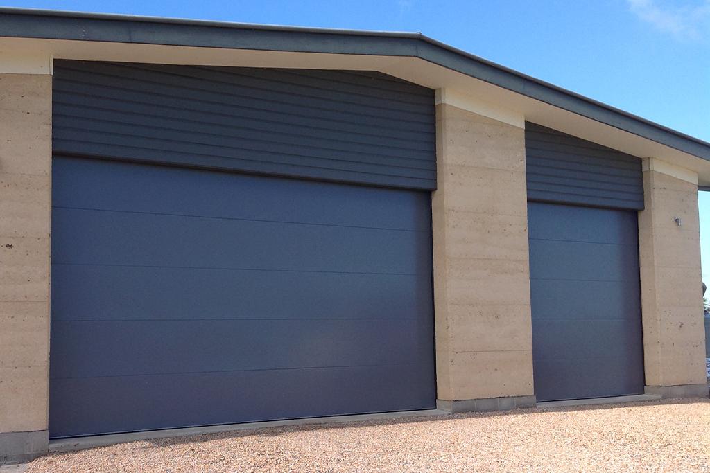 Nullarbour Garage Door Deep Ocean