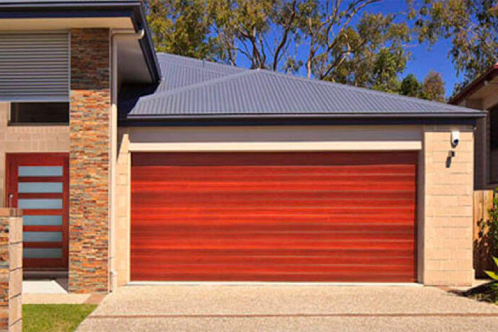 Residential Sectional Garage Door B&D