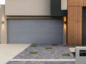 Modern Design Sectional Garage Door