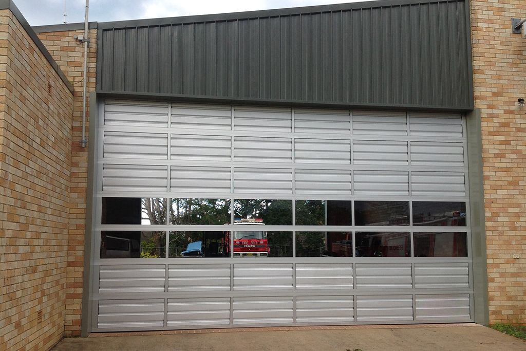 Industrial Garage Door Installations