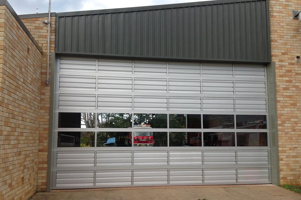Industrial Garage Door Installations