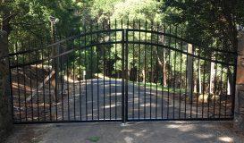 Aluminium Swing Gate