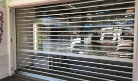 Shop Front Poly Shutter
