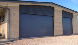Nullarbor Panelift Door