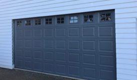 Statesman Garage Door with Monument Windows